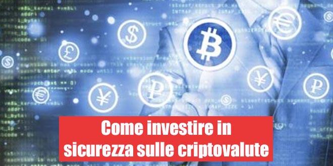 investing criptovalute